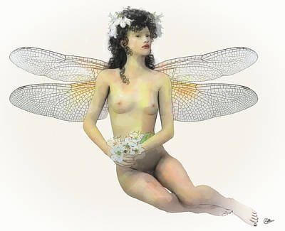 Fairy Luck Poster by Quim Abella