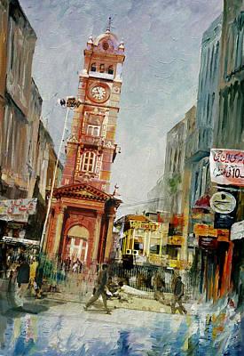 Faisalabad 6 Poster by Maryam Mughal