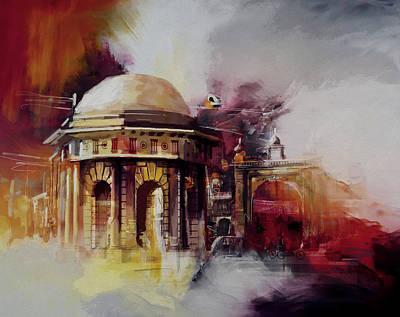 Faisalabad 7 Poster by Maryam Mughal