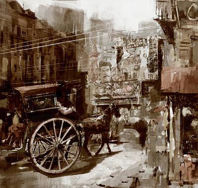 Faisalabad 8b Poster by Maryam Mughal