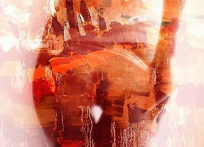 Female Landscape Poster by Steve K