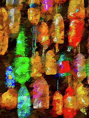 Fenders Poster by Paul Wear