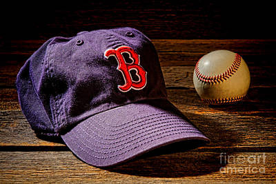 Fenway Memories Poster by Olivier Le Queinec