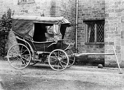 Field Ambulance Used By Florence Poster by Wellcome Images