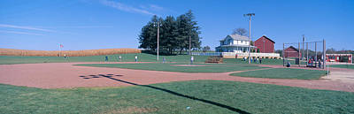 Field Of Dreams Movie Set, Dyersville Poster by Panoramic Images