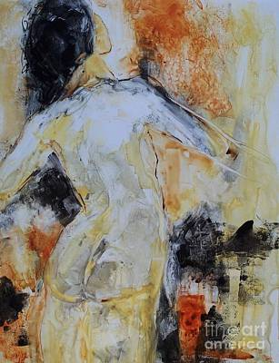 Figure Study 023 Poster by Donna Frost