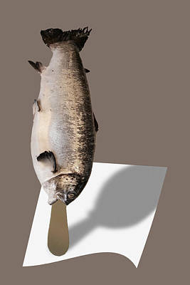Fish For You Poster by Ralph Klein