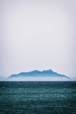Floating Island Poster by Joana Kruse