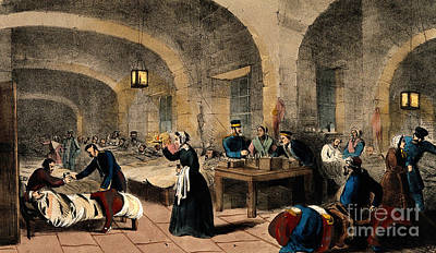 Florence Nightingale, Nurse And Reformer Poster by Wellcome Images