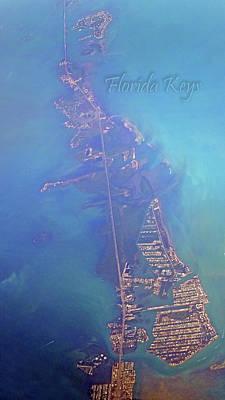 Florida Keys Poster by Betsy Knapp