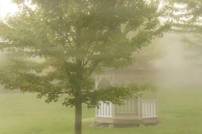 Foggy Morning Poster by Art Spectrum