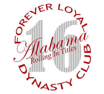 Forever Loyal Dynasty Club Poster by Greg Sharpe