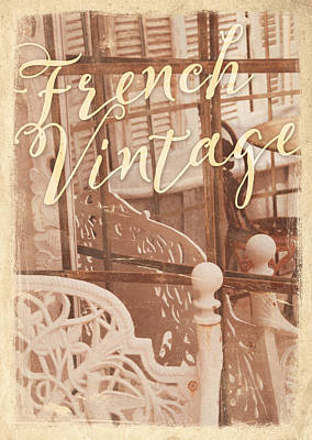 French Vintage Poster by Antique Images