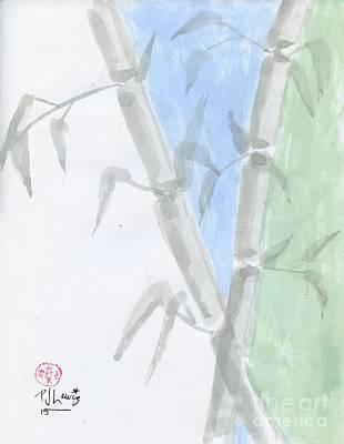 Fresh Sliced Zen Poster by P J Lewis