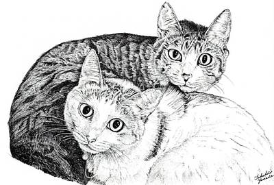 Friends Poster by Takahiro Yamada