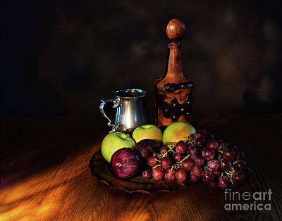 Fruit And Spirit Poster by Mark Miller