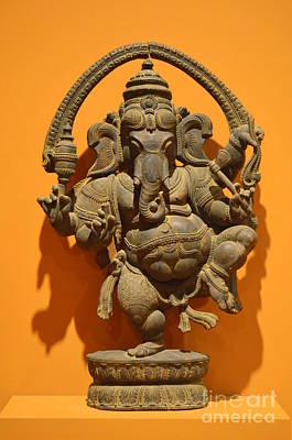 Ganesha Poster by Mary Deal