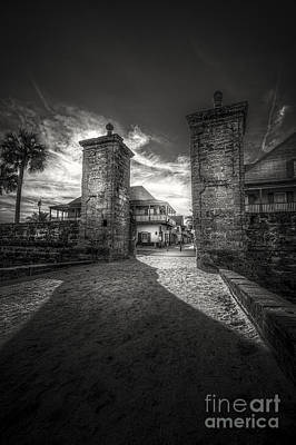 Gate To The City Poster by Marvin Spates