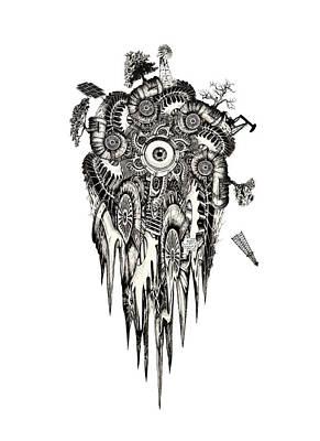 Generation Poster by Matthew Ridgway
