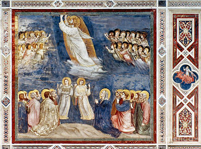 Giotto: Ascension Poster by Granger