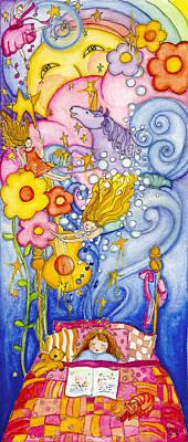Sweet Dreams Poster by Barbara Esposito