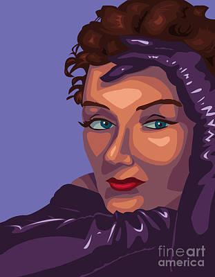 Gloria Poster by Whitney Morton