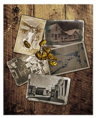 Gold Rush Poster by Doug Matthews