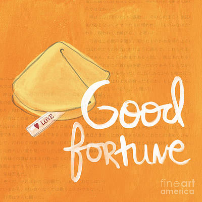 Good Fortune Poster by Linda Woods