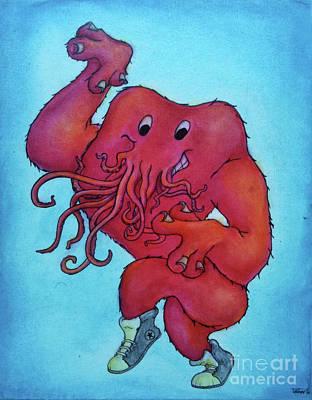Gossamer's Mythos Poster by Tia Harper