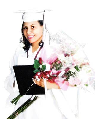 Graduation Pride Poster by Francesa Miller