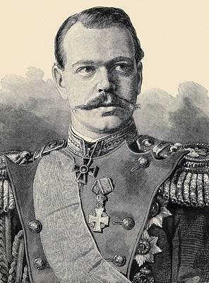 Grand Duke Alexander Alexandrovitch Poster by Vintage Design Pics