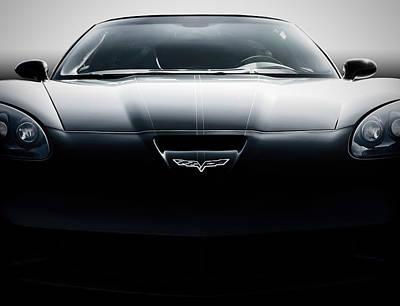 Grand Sport Corvette Poster by Douglas Pittman