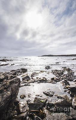 Granville Harbour Seascape Poster by Jorgo Photography - Wall Art Gallery