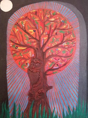 Tree Of Life Poster by William Douglas