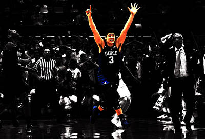 Grayson Allen Poster by Brian Reaves