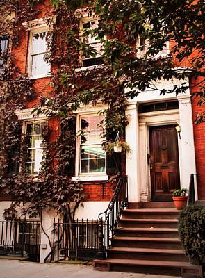 Greenwich Village Charm Poster by Jessica Jenney