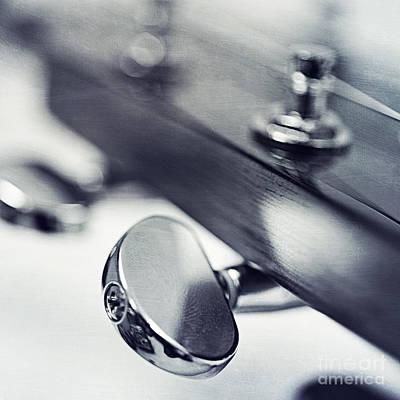 guitar I Poster by Priska Wettstein