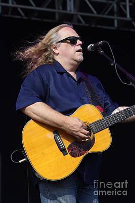 Guitarist Warren Haynes Poster by Concert Photos