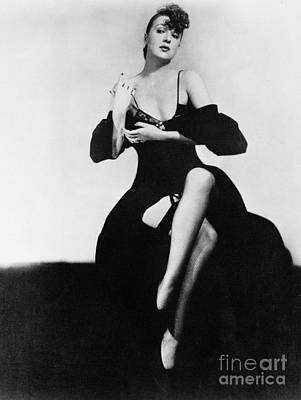 Gypsy Rose Lee (1913-1970) Poster by Granger