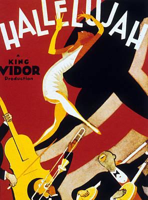 Hallelujah Poster by American School