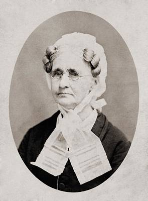 Hannah Simpson Grant 1798-1883, Mother Poster by Everett
