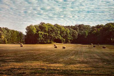 Harvest Time Poster by Jai Johnson