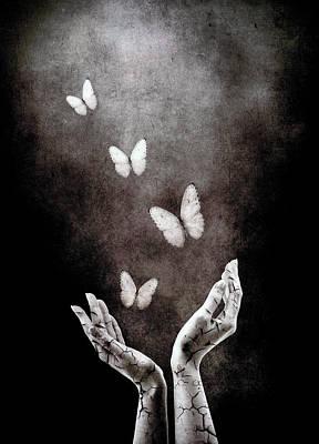 Healing Poster by Jacky Gerritsen