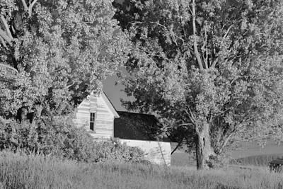 Hidden House In Washington II Poster by Jon Glaser