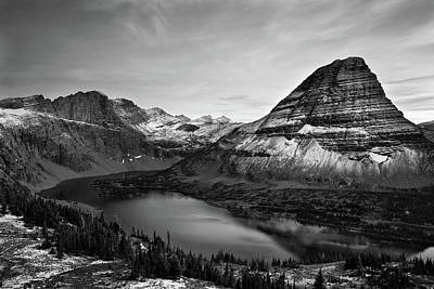 Hidden Lake Poster by Jesse Estes
