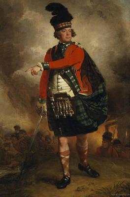 Hugh Montgomerie, 12th Earl Of Eglinton Poster by John Singleton Copley