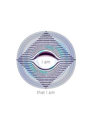 I Am That I Am Poster by Diane De Simone