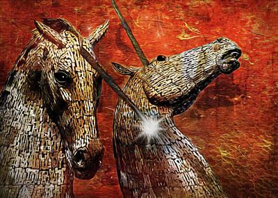 I Believe Poster by Terry Fleckney