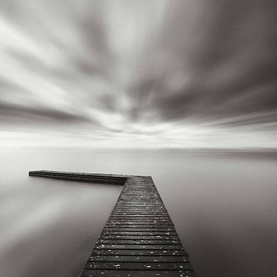 Infinite Vision Poster by Doug Chinnery