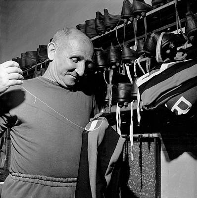 Inter Storeman, 1953 Poster by Farabola Historical Archive